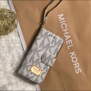 Michael Kors S7 Edge Phone Wallet Case